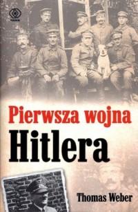 Pierwsza wojna Hitlera od dziś w księgarniach