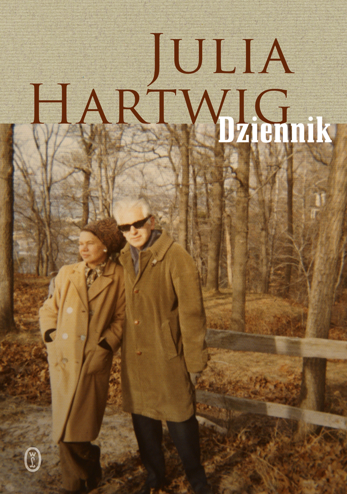 "Julia Hartwig ""Dziennik"""